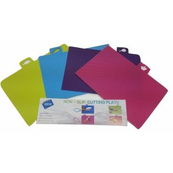Ultralite Color Coded and Bendable Chopping Board 4-piece set