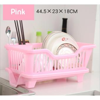 Ultralite Plastic Kitchen Storage Dish drainer Rack