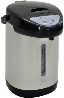 Union 4.0L Easy Touch Electric Airpot UGAP-4(Black/White ...