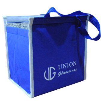 Union Glass Tumbler 6oz Set of 12 (Clear) with FREE Thermal Bag - 4