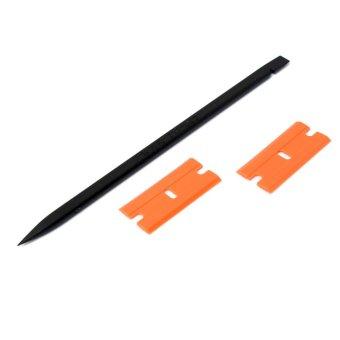 Universal 9 in1 Opening Repair Tools Pry Metal Spudger Tool Kit Set For iPhone - 4