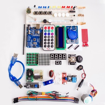 UNO R3 KIT Upgraded version of the Starter Kit the RFID learn SuiteLCD 1602 for arduino kit - intl Price Philippines