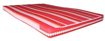 "Uratex foam with china cover 3.5"" x 36"" x 75"" (RED) Price Philippines"