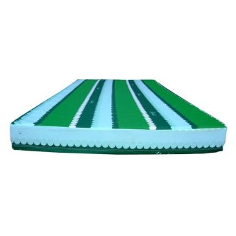 Uratex Mattress with Thin Cotton Cover 4x60x75 (Green)