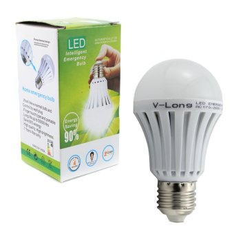 V-Long 5W LED Intelligent Emergency Light Bulb