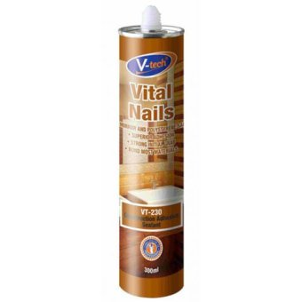 V-Tech Vital Nails 300 mL (Brown) Price Philippines