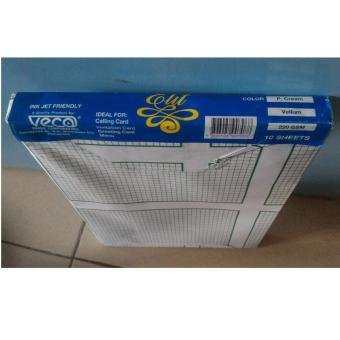 VECO Specialty Board Paper Vellum 220gsm Pale Cream Short 1Ream - 2
