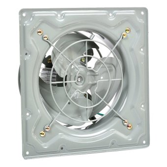 """Vector WVP-200 8"""" Cooling Exhaust Fan (Grey) - picture 2"""