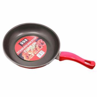 Verygood 555 24cm Non-Stick Fry Pan (Red)