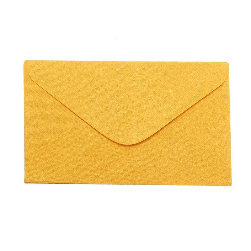 philippines vintage small colored blank mini paper envelopes