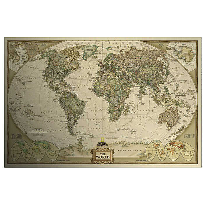 Philippines vintage style paper poster log the world map decor vintage style paper poster log the world map decor giant chart the atlas intl gumiabroncs Choice Image
