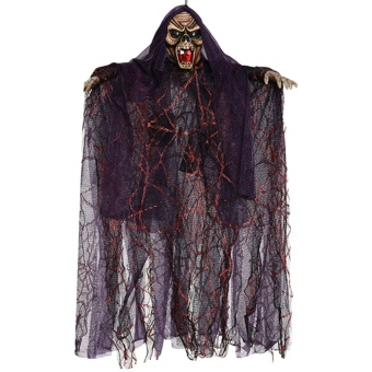 vivid styling halloween hanging ghost pirate witch prisoner reaper haunted house escape horror halloween decoration props