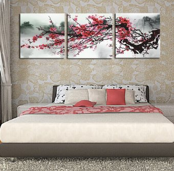 Wall Art Painting Frameless Print Canvas H41333 Price Philippines
