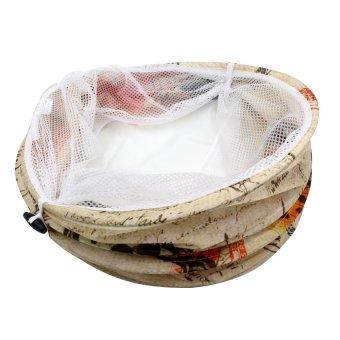 Wallmark Big Butterfly Foldable Pop Up Laundry Hamper StorageBasket - 2