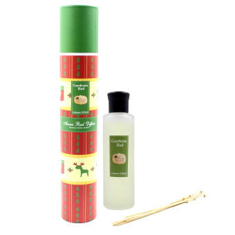 Wallmark Christmas Edition Gardenia Bud Aroma Reed Diffuser 240ml