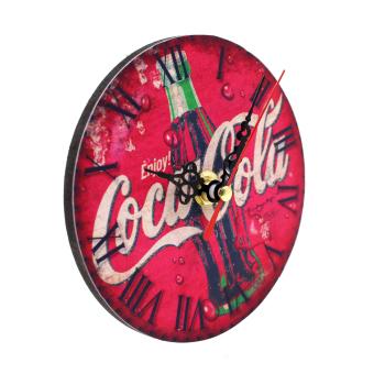 Wallmark Coca-cola Table Clock - picture 2