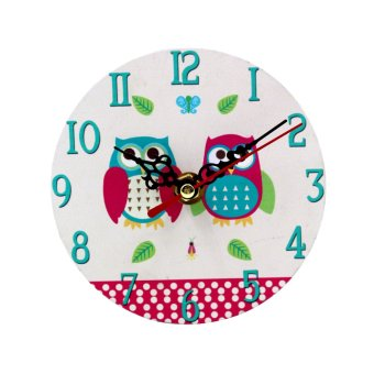 Wallmark Couple Owl Table Clock Price Philippines