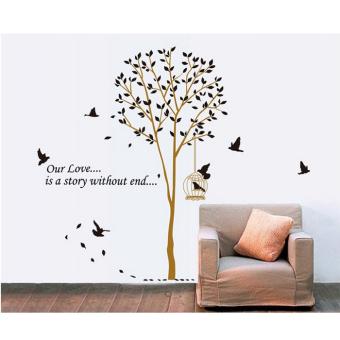 "Wallmark ""LOVE TREE"" Wall Sticker"