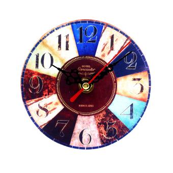 Wallmark Roulette Table Clock