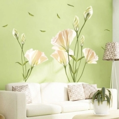 Warm And Romantic Living Room Bedroom Bedside Wall Adhesive Paper Part 55