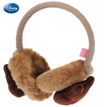 Warm female ear warm ear earmuffs