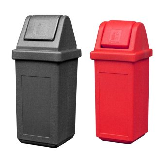 Waste Master Medium (Black) and Waste Master Small (Red) Bundle