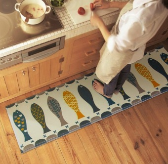 Water absorbent NON SLIP MAT CARPET