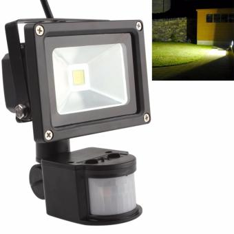 Waterproof 20W PIR Infrared Body Motion Sensor LED Flood Light Outdoor Landscape Lamp