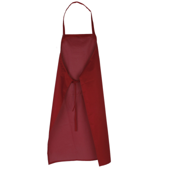 Waterproof Chef Apron (Red) - picture 2
