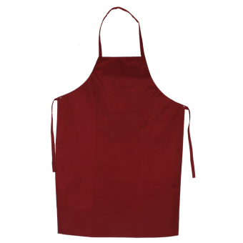 Waterproof Chef Apron (Red)