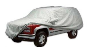 Waterproof Lightweight Nylon Car Cover for SUVs - 2