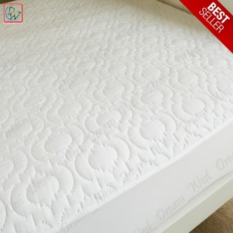 Waterproof Mattress Protector Queen Size Lifestyle by Canadian Price Philippines