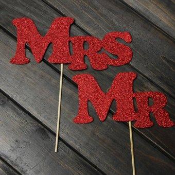 WEDDING GIFT MR & MRS LETTERS MR & MRS SIGN MR AND MRS LETTERS - intl - 2