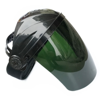 Welding Mask cutting welding PC headband half helmet