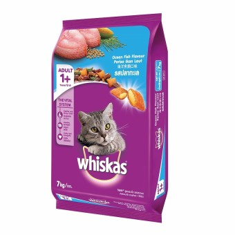 Whiskas Ocean Fish Dry Cat Food 7kg