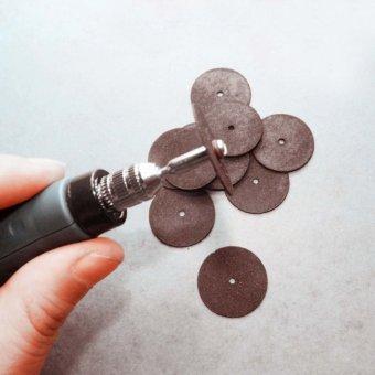 Whyus 36Pcs/set Circular Saw Blade Grinding Wheel Cutting Disc ForDremel Rotary Tool - INTL - 3