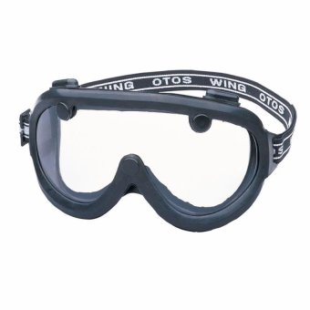 Wings Safety Goggles Wide Vision (Clear)