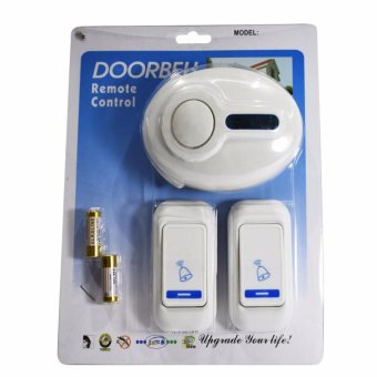 Wireless Door Bells Remote Control 32 Melody Music
