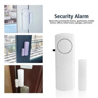 Wireless Home Anti-Theft Anti-Burglar Security Alarm System WindowDoor Entry Magnetic Sensor - intl - 3