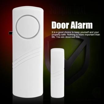 Wireless Home Anti-Theft Anti-Burglar Security Alarm System WindowDoor Entry Magnetic Sensor - intl - 2