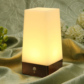 Wireless Motion Sensor Bedroom Night Light Battery Powered LEDTable Lamp Price Philippines