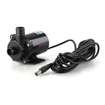 WiseBuy 12V DC Submersible Brushless Water Pump for Fountain PondPool Aquarium Tank