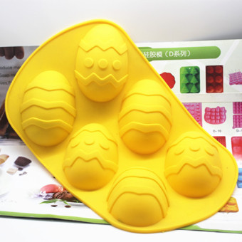 With big silicone Chocolate Jelly pudding mold Plastic Mold