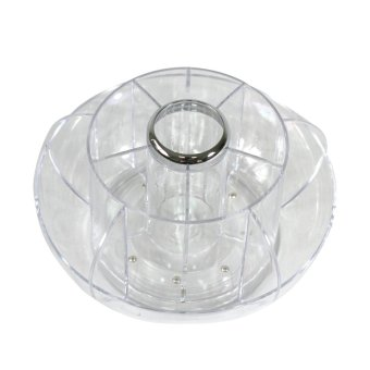 WORK360 Acrylic931 Crystal Clear Desk Organizer - picture 2