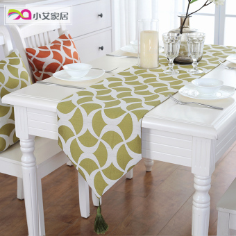 Xiaoaijiaju Jianyue TV cabinet shoe cabinet rectangular cover cloth Table Runner