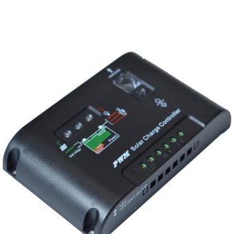 Y-SOLAR 20A Solar Panel Battery Charge Controller 12V 24V WithTimer For home System Led Lighting 20I-EC - 4