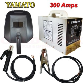 Yamato BX6-300 Heavy Duty 300Amps Portable Welding Machine