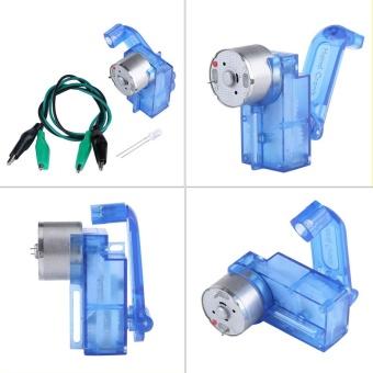 YOSOO Hand Crank Driven Generator Mechanical Emergency Power Supply- intl - 2