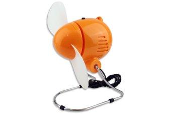 Youngke YK-688 USB Mini Fan (Orange) - picture 2