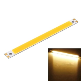 YouOKLight 10W 950LM 3000K Warm White 1-LED COB Rectangle Strip, DC 12-14V - intl